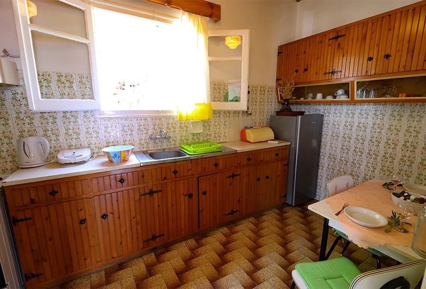 Antigoni Apartments Kassiopi Corfu Greece Kitchen