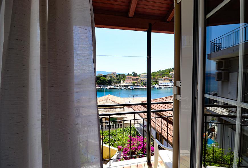 Antigoni Apartments Kassiopi Corfu Greece Sea View