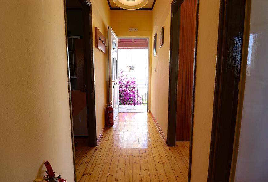 Antigoni Apartments Kassiopi Corfu Greece Hallway