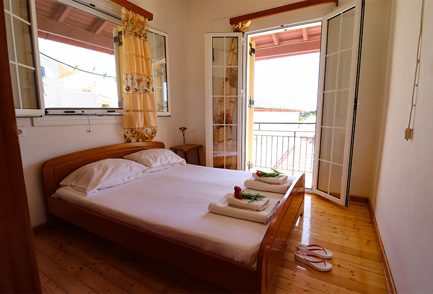 Antigoni Apartments Kassiopi Corfu Greece Sleeping
