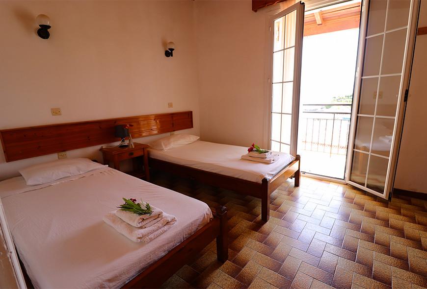 Antigoni Apartments Kassiopi Corfu Greece Double