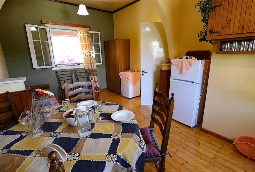 Antigoni Apartments Kassiopi Corfu Greece Fridge