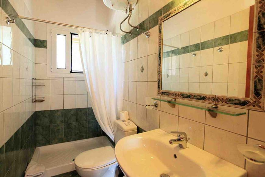 Cochelli Villas Avlaki Corfu Greece Bathroom