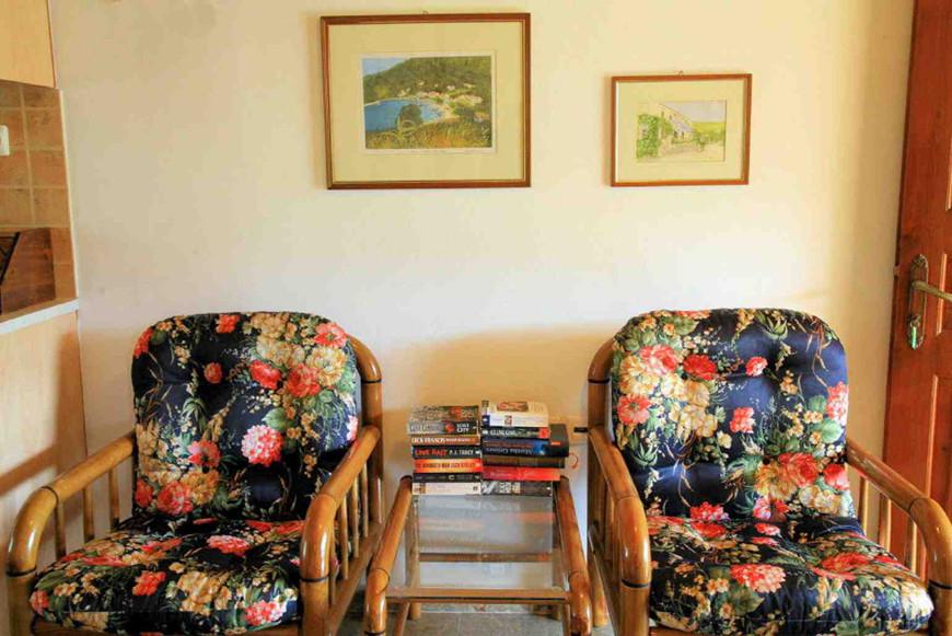Cochelli Villas Avlaki Corfu Greece Seating Area