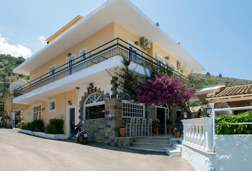 Imerolia Studios Exterior Kassiopi Corfu Greece