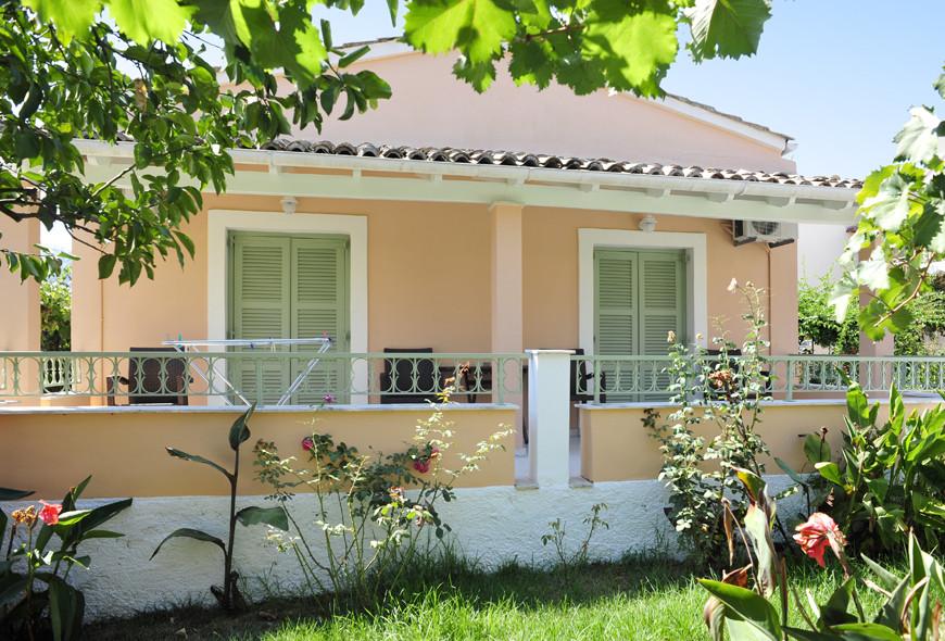 Kipos Apartment Kassiopi