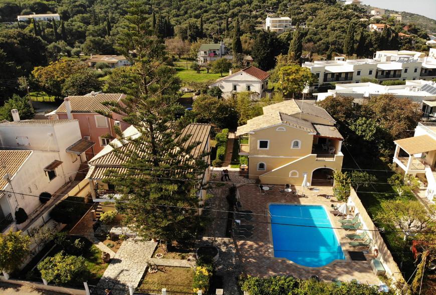 Ariti Apartments Kassiopi Corfu Greece