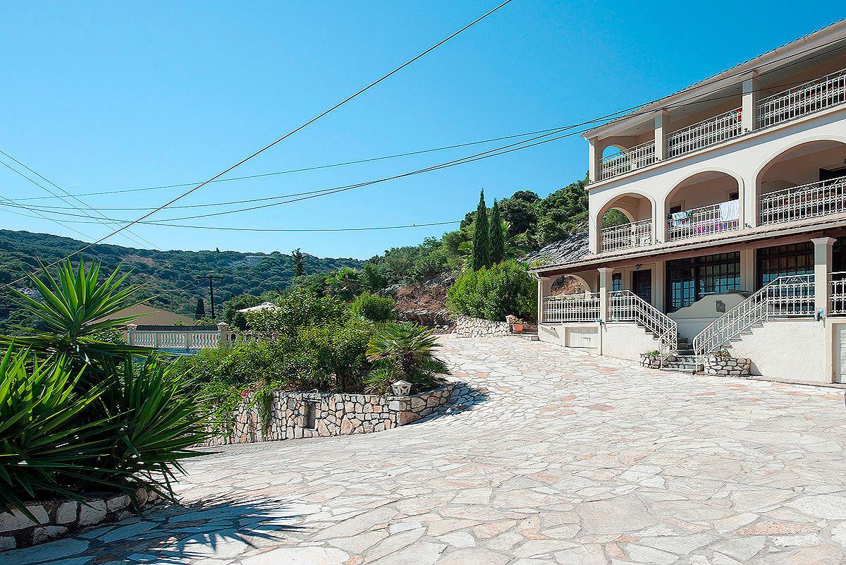 Dimitrios Apartments Exterior Kassiopi Imerolia Corfu Greece