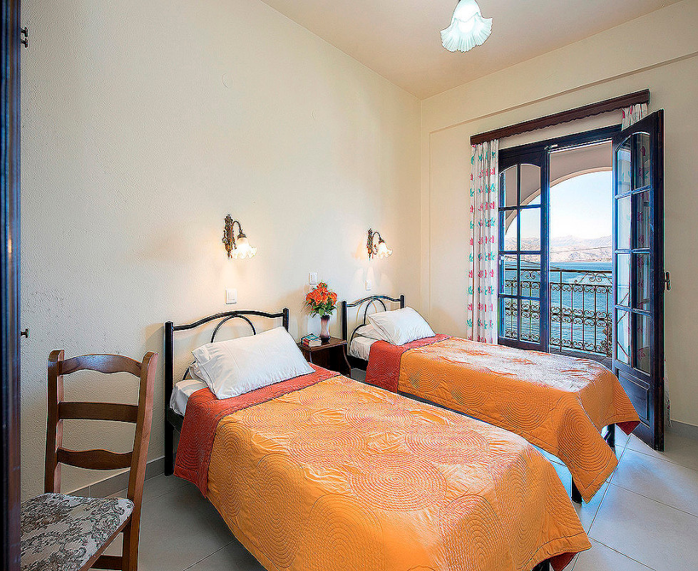 Dimitrios Apartments Twin Room Kassiopi Corfu Greece