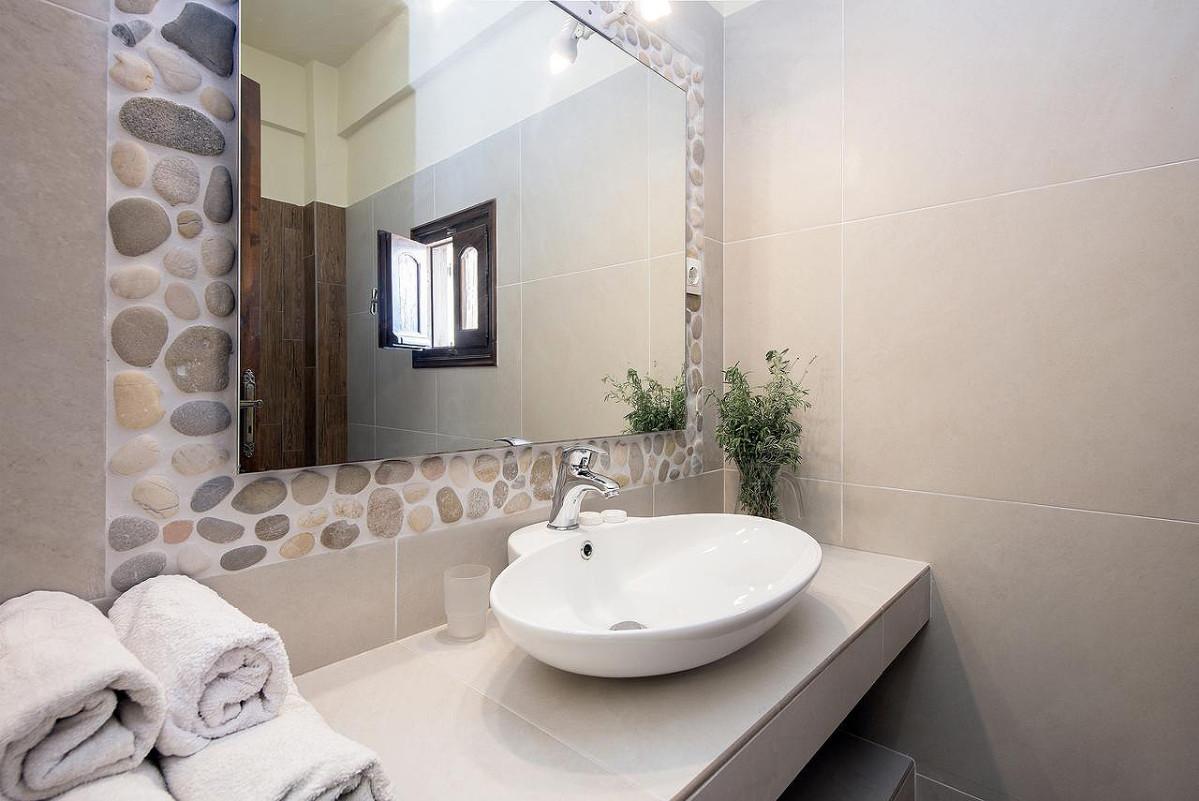 Dimitrios Apartments Bathroom Kassiopi Corfu Greece